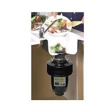 broyeur de cuisine broyeur de déchets green pour évier 0 50 cv