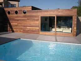 poolhouse make a pool house your oasis at home alpine outdoor living