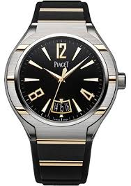 piaget automatic piaget g0a37011 polo fortyfive automatic