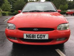 1996 ford escort rs2000 4x4 mathewsons