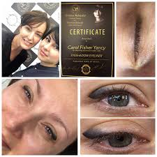 tnt makeup classes credentials of carol yancy phibrow microblading artist license