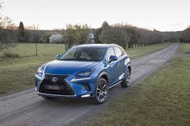 2018 lexus nx first drive lexus u0027 best seller underwhelms against