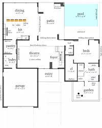 pool guest house plans swimming pool house plans with pool inspirational pool guest