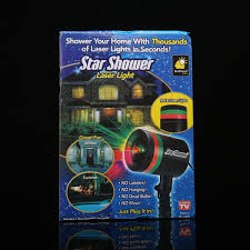 Laser Light Decoration As Seen On Tv Outdoor Light Decoration Star Shower Laser Light