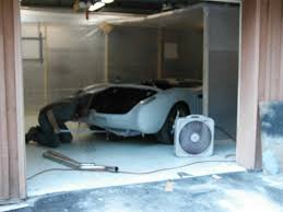 How To Build A Car Garage by Paint A Car At Home Laura Williams