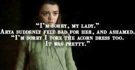 Arya Meme - minor houses and characters of asoiaf