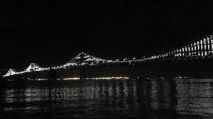Bay Bridge Lights The Bay Lights San Francisco Oakland Bay Bridge California April