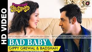 song bad baby by gippy grewal mp3 download song official hd video