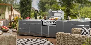 outdoor kitchen aluminum