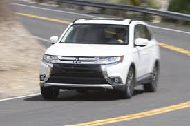 mitsubishi mini trucks 2016 mitsubishi outlander sel awd review long term update 3