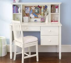 White Kid Desk Great Pink Study Desk For With White Wall Tile Paint Color