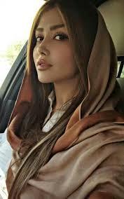 iranian women s hair styles tehran street style persian girl in tehran with hijab iran