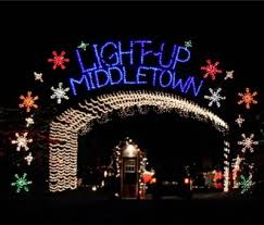 Open Light Up Sign Light Up Middletown Adds More Attractions For Its 19th Season