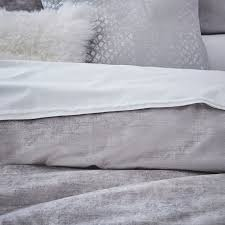 Duvet With Quilt Washed Cotton Luster Velvet Duvet Cover Shams West Elm