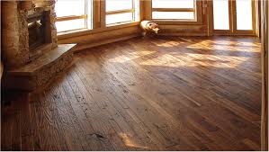 scraped hardwood flooring antique cherry