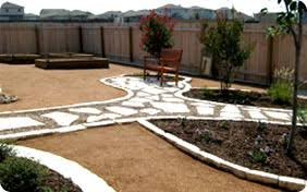 backyard garden design april 2013