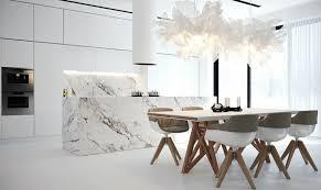 cuisine marbre blanc déco cuisine marbre à travers une galerie d intérieurs design