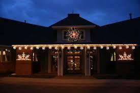 christmas light installation in northwest arkansas