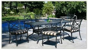 Aluminum Patio Chairs by Cast Metal Garden Furniture Aralsa Com