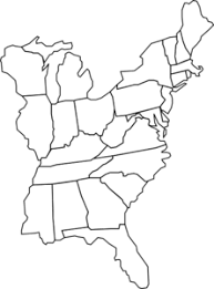 outline map of us clipart free east coast of the united states free maps free blank maps free