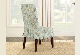 Slip Covers Dining Room Chairs Impressive Sure Fit Category Inside Dining Room Chair Slip Covers