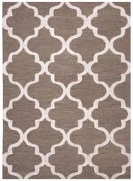 Area Rug Pattern Williamsport Taupe Ivory Geometric Area Rug Delaney S Vintage