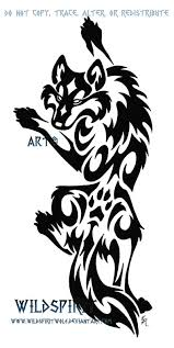 wolf tattoos meaning gourd patterns wolf tattoos
