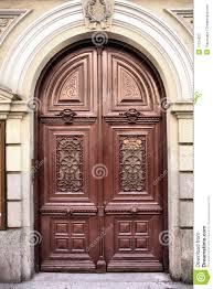 ornamental door stock photos image 11124823