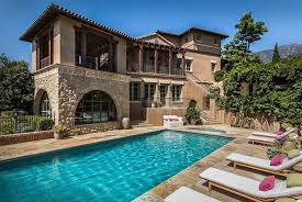 Tuscan Villa House Plans by Luxury Tuscan Style Home Design Designing Idea