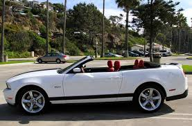 Black 2014 Mustang Gt My New 2012 White Mustang Gt Premium Convertible With Black U0026 Red