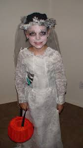 halloween zombie bride makeup corpse bride costume good ideas and tips ella u0027s birthday