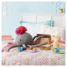 Target Decorative Bed Pillows Octopus Throw Pillow Gray Pillowfort Target