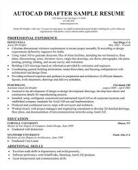 Psw Resume Examples by Autocad Engineer Sample Resume 15 Mechanical Engineer Resume