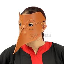 plague doctor halloween costume epidemic medieval plague doctor leather physician mask of empirics covenant 1 jpg