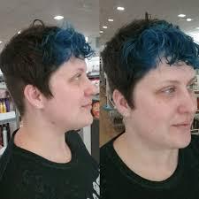 edgy haircut done at ulta salon by hana yelp
