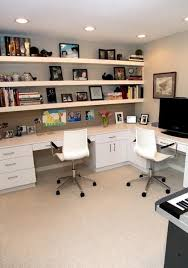 Best  Corner Office Ideas Only On Pinterest Basement Office - Office design home