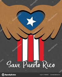 Puertorican Flag Hurricane Relief For Puerto Rico Design Puerto Rican Flag With