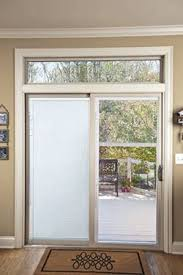 Patio Doors Blinds All About Patio Doors With Built In Blinds Feldco