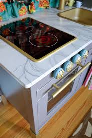 Ikea Play Kitchen Hack by 26 Best Ikea Duktig Hacks Images On Pinterest Play Kitchens
