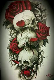 199 best skull y images on skulls grim reaper