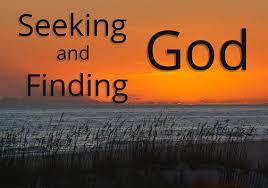 Seeking Near Me Seeking And Finding God Studio 1 37