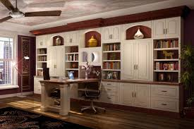 Wall Cabinets For Home Office Home Library Wall Units Library Walls Home Office Library Design 8