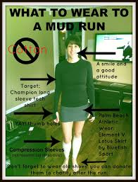 Tips For A Dazzling Smile by Running With Ollie 10 Tips To Play Dirty At Your Next Mud Run