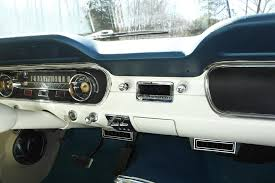 68 mustang radio updating the audio in and mustangs