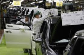 toyota nissan honda toyota honda nissan and mazda recall 3 4 million cars worldwide