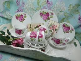 vintage china with pink roses vintage china floral tea set by heathcote china