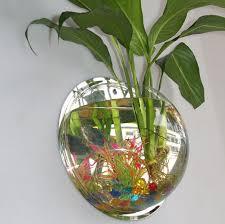 Aquarium For Home Decoration Amazon Com Ling U0027s Shop Home Decoration Pot Wall Hanging Mount