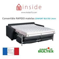 matelas canape lit matelas canape convertible canape lit lit 3 places master