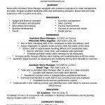 Resume For Grocery Store Manager Grocery Store Manager Resume Examples Resume Examples 2017