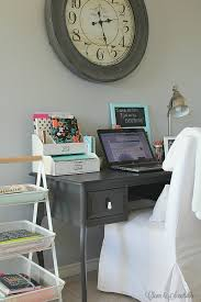 Desk Organizer Ideas Enchanting Office Desk Organization Ideas 12 Chic Desk Organizing
